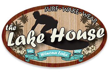 The Lake House logo