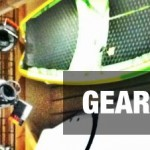 Gear display gear header