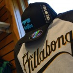 Men's Billabong hat and shirt